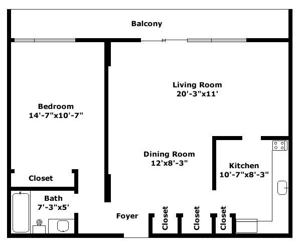 Renaissance Floorplan