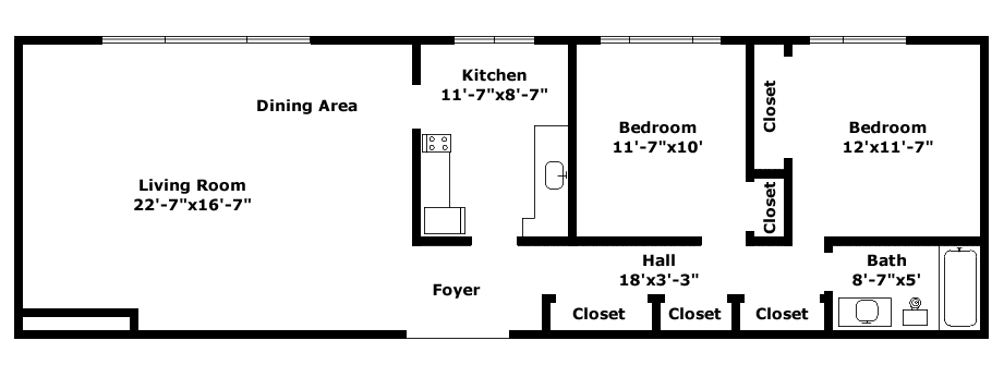 Rockefeller Floorplan